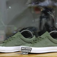Converse Ox One Star Utility Olive Original