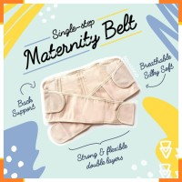 Sabuk Hamil 2094 Single Step Maternity Belt Korset Breathable Elastic