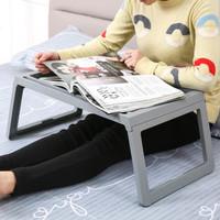 Meja laptop Meja Belajar Meja Kerja Meja Kamar LIpat Foldable Table