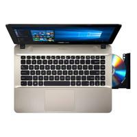 LAPTOP ASUS X441BA (HDD 1TB) - AMD A4-9125 - RAM 4GB - 14''DVD - WIN10