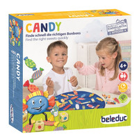 Mainan Anak - Beleduc - Candy (4 and up)