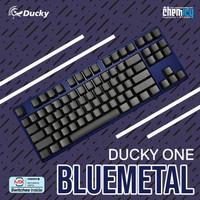 Ducky One TKL Ninja Bluemetal Mechanical Gaming Keyboard