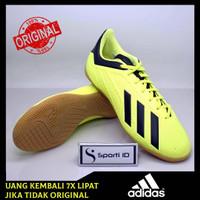 Sepatu Futsal Adidas X Tango 18.4 IN Yellow DB2484 Original