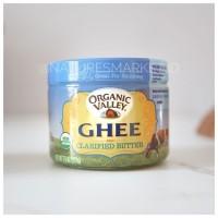 MBH1706 Organic Valley Organic, Ghee Clarified Butter 212 gr Murah