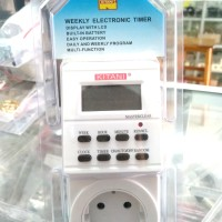 Timer Stop Kontak Digital Antel