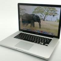 Macbook Pro 15 Inch early 2011