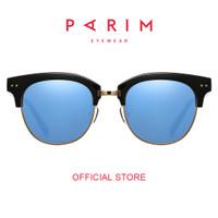 Parim / Kacamata Hitam Pria / Sunglasses / Light Blue / 11019 B2