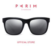 Parim / Kacamata Hitam Pria / Sunglasses / Grey Charcoal / 11030 B1