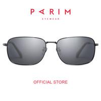 Parim / Kacamata Hitam Pria / Sunglasses / Grey Charcoal / 11027 G1