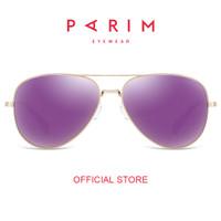 Parim / Kacamata Hitam Pria / Sunglasses / Violet Plum / 11020 K2