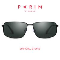 Parim / Kacamata Hitam Pria / Sunglasses / Green Hunter / 11028 B1