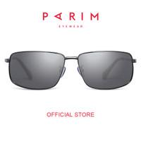 Parim / Kacamata Hitam Pria / Sunglasses / Dark Grey / 11028 G1