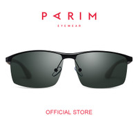 Parim / Kacamata Hitam Pria / Sunglasses / Green Hunter / 11026 B1