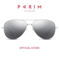 Parim / Kacamata Hitam Pria / Sunglasses / Grey Charcoal / 11020 N1