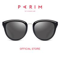 Parim / Kacamata Hitam Pria / Sunglasses / Black Charcoal / 11044 B1