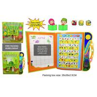 Ebook Playpad Quran 4 In 1 - E-book play pad 4 Bahasa