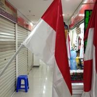 Bendera merah putih ukuran 60 x 90