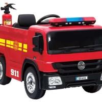 Mobil aki anak Fire Truck Pliko PK 9528