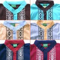 BAJU ANAK MUSLIMIN Baju Koko Anak Pakaian Muslim Anak Baju Lebaran