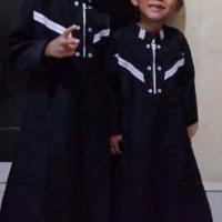 BAJU ANAK MUSLIMIN baju muslim koko gamis anak arab pria laki syar'i