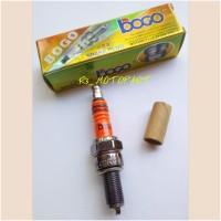Busi Bogo CPR6EA-9 Absolute Revo/Fit/Blade/New 125 Fi/Megapro Mono/Fi