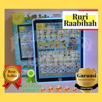 Mainan Edukasi Playpad Anak Muslim / Ipad Sholat LED 4 Bahasa Original