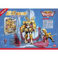 DISON DRAGON FORCE 2 X Ultraman Yellow Thunder Raptor