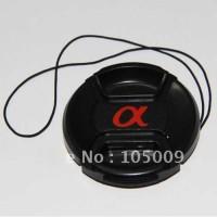 Penutup Lensa Lens Cap for Sony Alpha A7 A9 A6500 A5000 A7R A7S 55mm