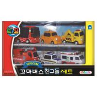 TAYO THE LITTLE BUS TYT-112010 MINI CARS SET 6 STYLES