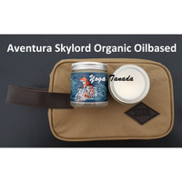 Pomade Aventura Skylord Organic Strong Oilbased (FREE SISIR + POUCH)