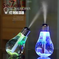 Bulb Humidifier Lampu Hiasan dan Pelembab Ruangan Aromaterapi