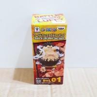 WCF One Piece Battle of Luffy - G4 Luffy Tankman