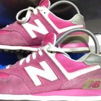 SEPATU RUNNING NEW BALANCE NB 574 ORIGINAL NOT NIKE ADIDAS CONVERSE