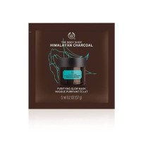 The Body Shop HIMALAYAN CHARCOAL Mask 5ml - Purifying Glow Mask