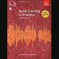 Aural Training in Practice, ABRSM Grades 123, with 2 CDs