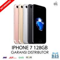 [BTS] IPHONE 7 128 / 128GB GARANSI DISTRIBUTOR 1 TAHUN