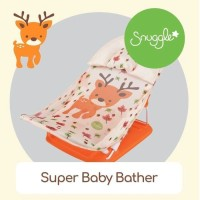 Baby Bather Crown Snuggle / kursi mandi lipat bayi 8818
