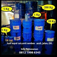aspal cair dan padat anti rembes anti bocor