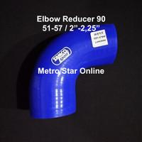 "Samco Elbow Reducer 90 / 2"" - 2,25"""