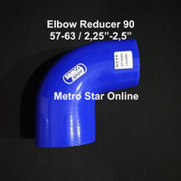"Samco Elbow Reducer 90 / 2,25"" - 2,5"""