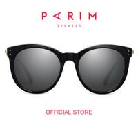 Parim / Kacamata Hitam Pria / Sunglasses / Black Charcoal / 11035 B2