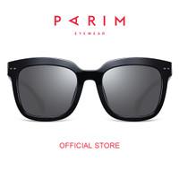 Parim / Kacamata Hitam Pria / Sunglasses / Black Charcoal / 11037 B1