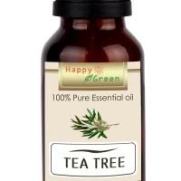 Happy Green Minyak Atsiri Tea Tree 10 ml Tea Tree Essential Oil LARI