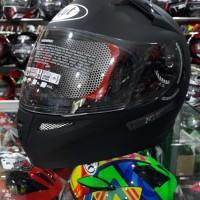 Helm Full Face KYT K2 Rider Solid Black Doff
