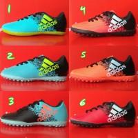 Sepatu futsal adidas X techfit anak-anak grade ori
