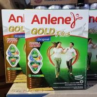 Anlene Gold Plus Original Plain 650 gram Susu Dus
