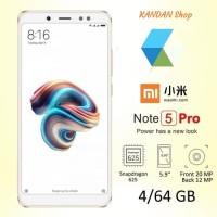 Xiaomi Redmi Note 5 Pro RAM 3GB/32GB Resmi TAM