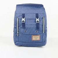 Polo Rise Tas Ransel Korea style Tas punggung tas wanita tas pria-6242