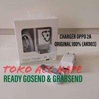 CHARGER OPPO 2A ORIGINAL 100% FAST CHARGING USB KABEL DATA MICRO AK903