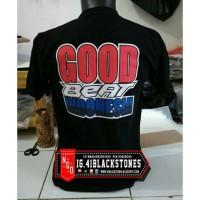 Kaos good beat Indonesia thailook racing distro custom balap polos